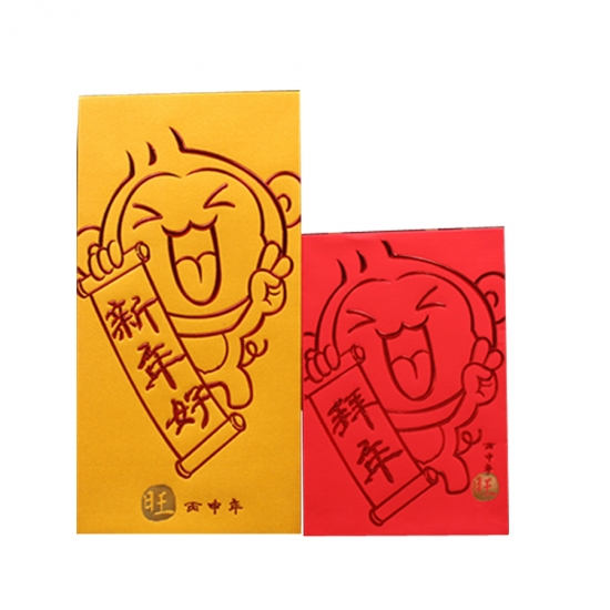 China cartoon red envelopes