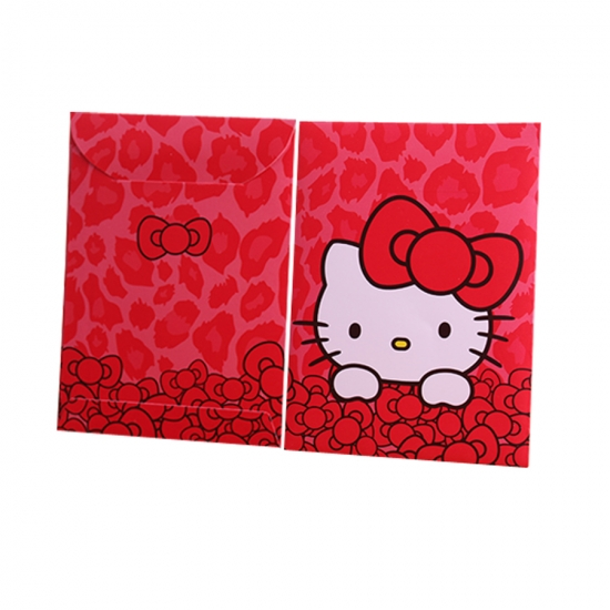 Custom cartoon Red Envelope