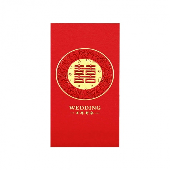 Chinese Wedding Red Envelopes